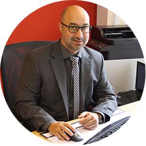 Emanuel Krupka, Geschäftsführer