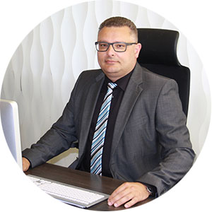 Dietmar Ritter, Geschäftsführer