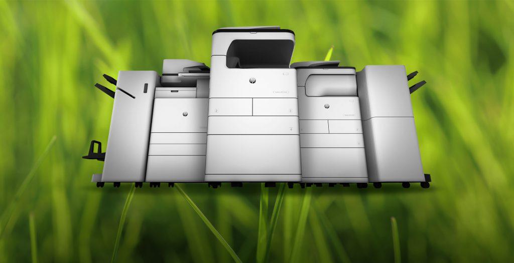 Verbessern Sie die Ökobilanz beim Drucken