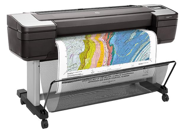 Großformatdrucker HP